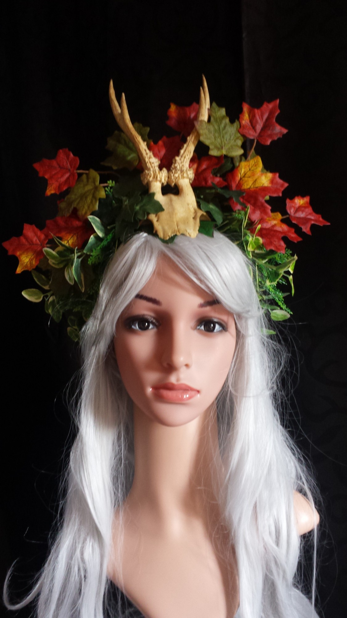 Headpiece Hirschgeweih